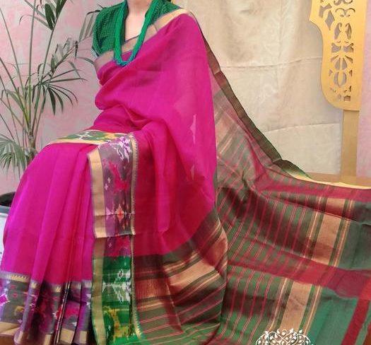 mangalagiri silk sarees