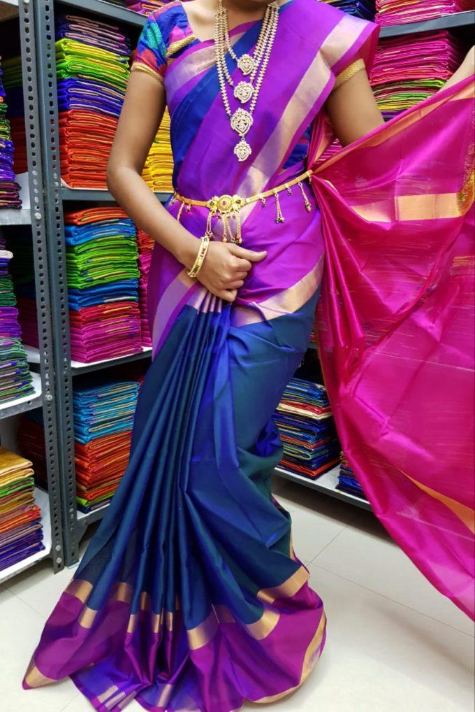 bue uppada silk saree
