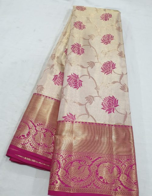 Kanchi silk saree -ks191