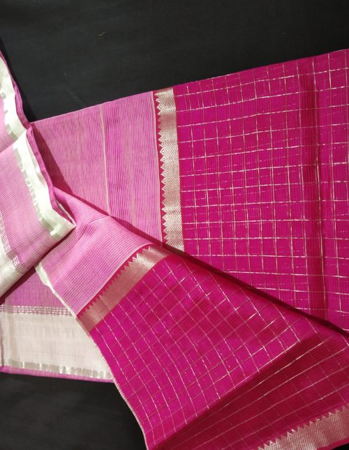 Mangalagiri silk saree @ 201