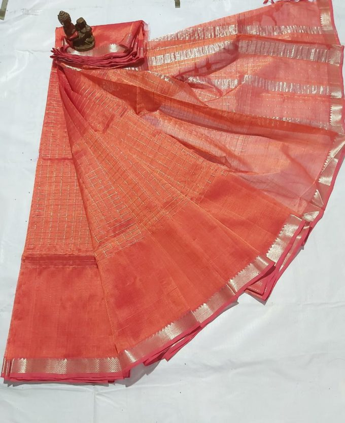 mangalagiri latest silk sarees-19239